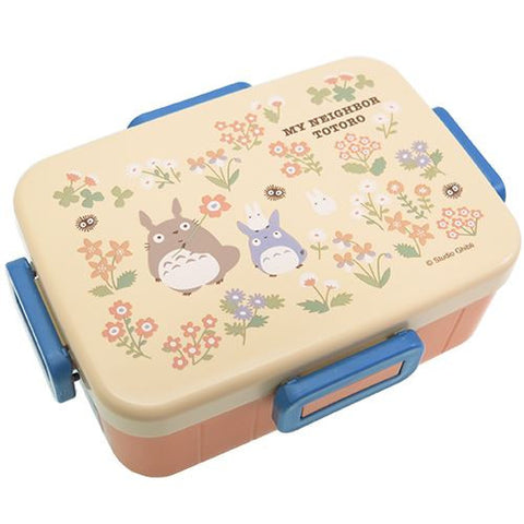 Studio Ghibli Colloction- My Neighbor Totoro leak proof bento in orange
