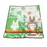Studio Ghibli Collection- My Neighbour Totoro Rest Tree design Handkerchief/ mini towel