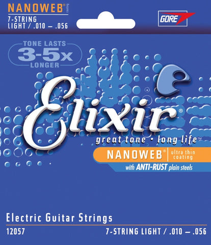 Elixir Electric NANOWEB 7-String