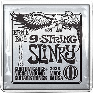 Ernie Ball Slinky Nickel Electric 9-String