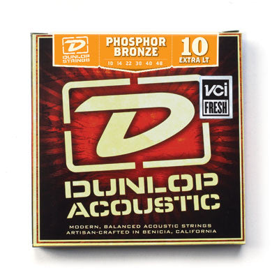 Dunlop Acoustic Phosphor Bronze