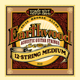 Ernie Ball Earthwood Acoustic 80/20 Bronze 12-String