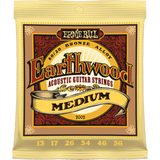 Ernie Ball Earthwood Acoustic 80/20 Bronze