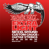 Ernie Ball Jazz Nickel Electric