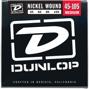 Dunlop Bass Nickel Wound