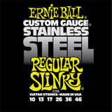 Ernie Ball Slinky Stainless Steel Electric