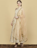 Meena Bazaar : Cotton Tissu Suit Set