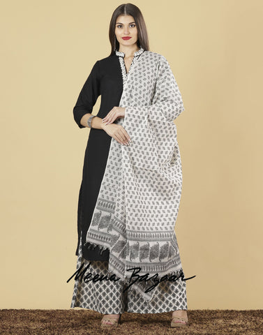 Meena Bazaar : Cotton Suit Set