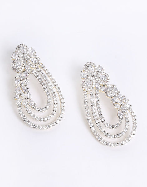 Beautiful Silver Earrings