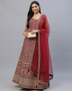 Assorted Net Salwar Kameez