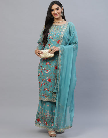Assorted Georgette Salwar Kameez