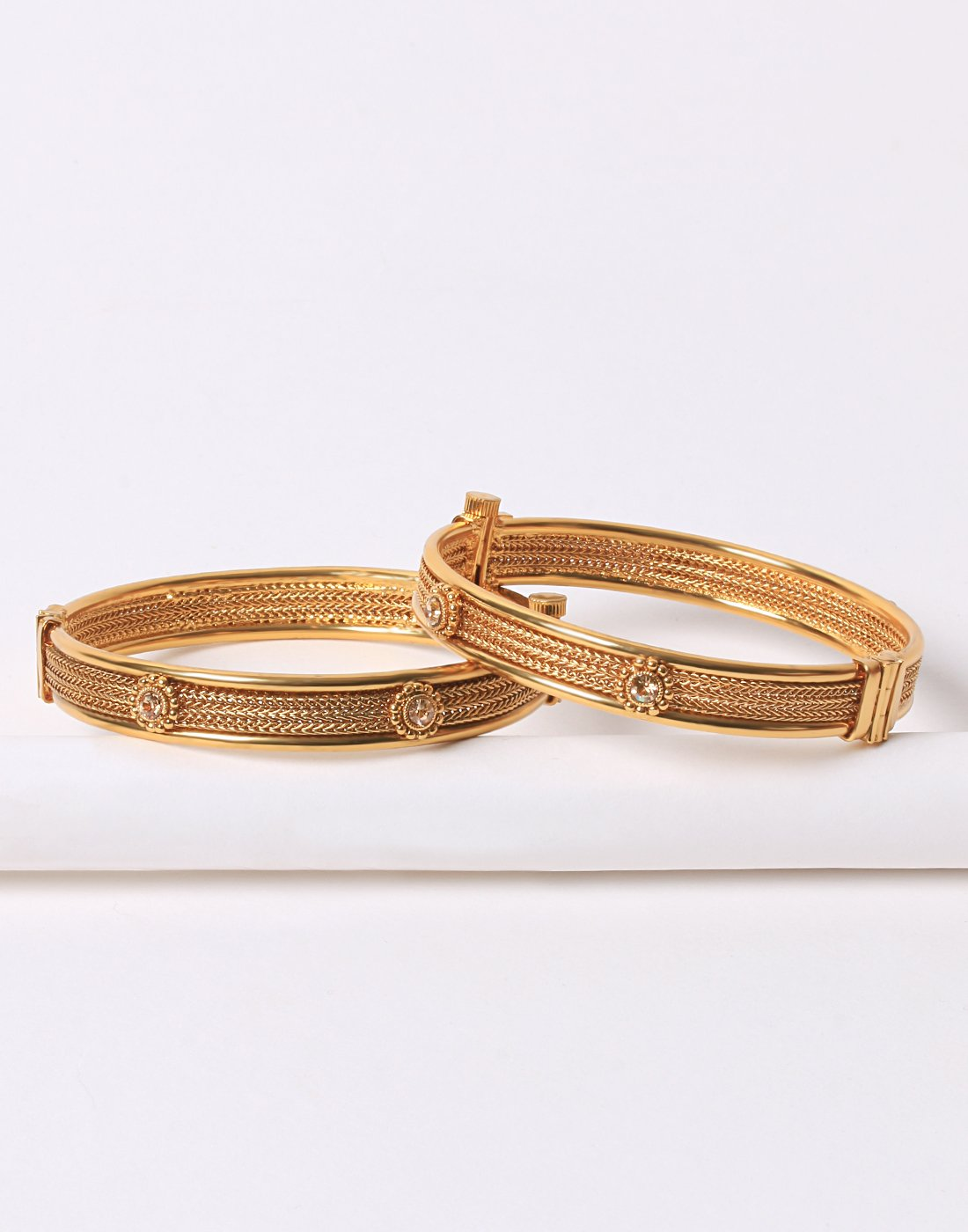 MBZ Meena Bazaar-Meena Bazaar Bangle Set