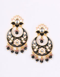 Beautiful Minakari Earring