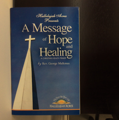 A Message of Hope and Healing