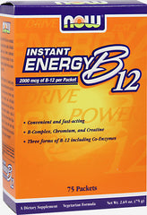 Instant Energy Vitamin B12 Packets