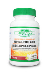 Alpha Lipoic Acid, Hi Potency