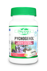 Pycnogenol and Grape Seed Extract