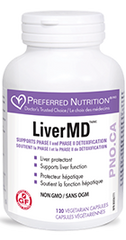 Liver MD 120 capsules