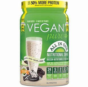 Vegan Pure All-In-One Nutritional Shake