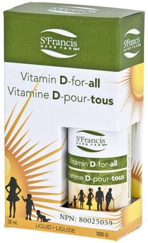Vitamin D for All, 30 ml