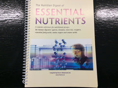 The Nutrition Digest of Essential Nutrients