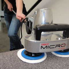 orbot micro cleaning stairs