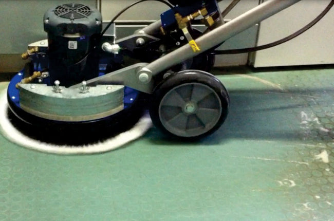 HOS Orbot Cleans virtually any hard surface