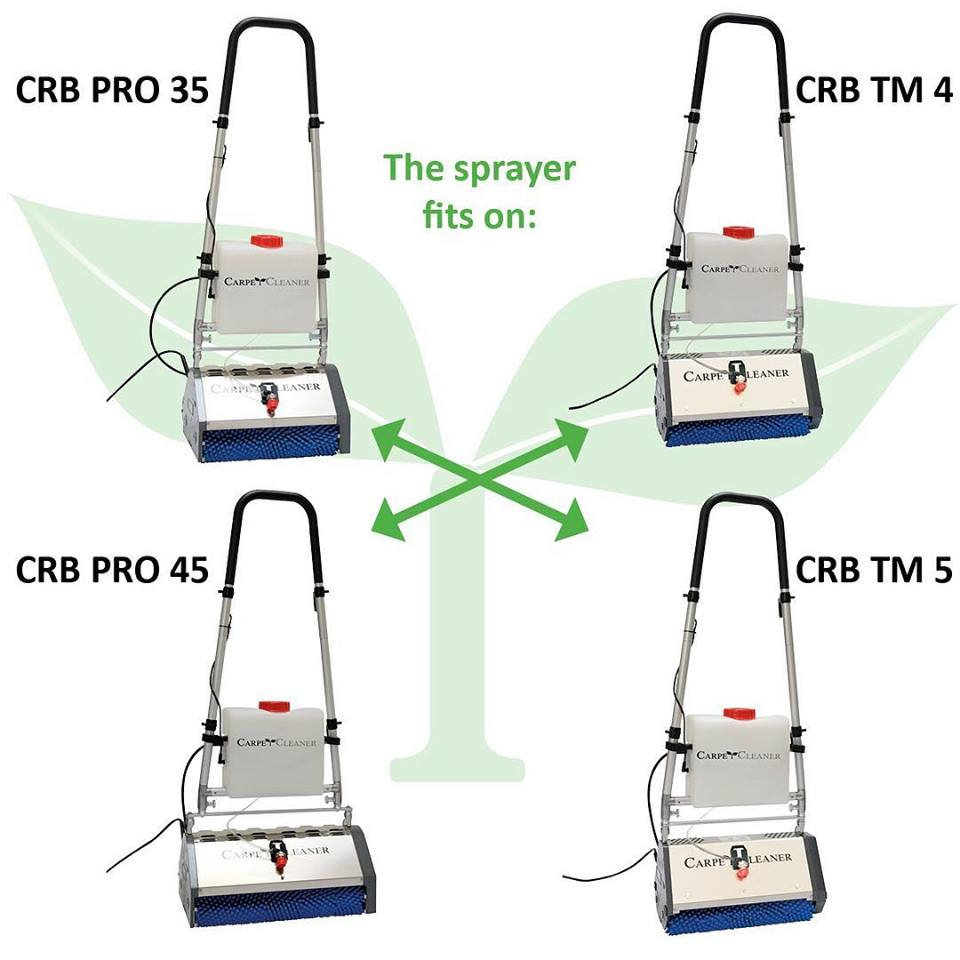 CRB OnBoard Spray System