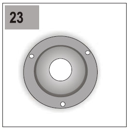 Part E/G-23 (Protective Plate)