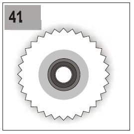 Part G-41 (Gear 85 Right)