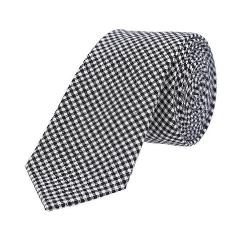 Corbata Royal Flush entretejida