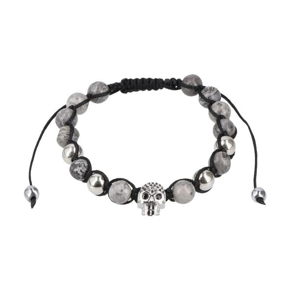Pulsera Royal Flush regulable de piedras