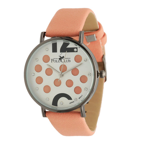 Reloj Polo Club Soho Casual para Dama