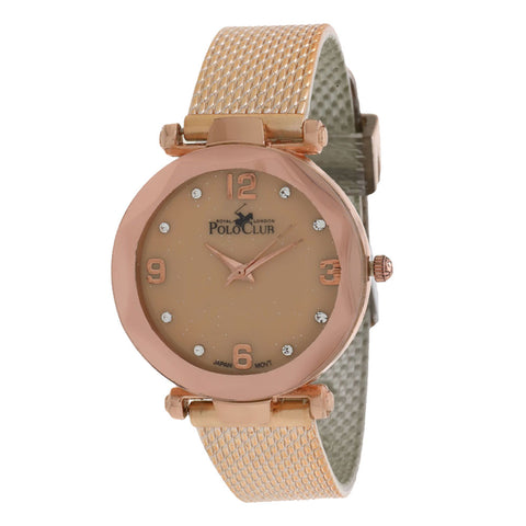 Reloj Polo Club Padington Casual para Dama