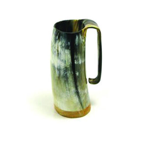 Abbey Horn Drinking Horn Mug - Medium(Polished)