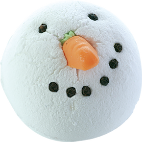 Bomb Cosmetics Chilly Willy Bath Blaster