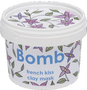 Bomb Cosmetics French Kiss Clay Mask