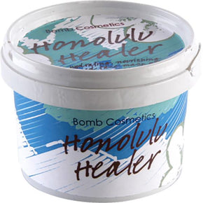 Bomb Cosmetics Honolulu Healer Face Mask