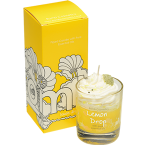 Bomb Cosmetics Lemon Drop Piped Candle