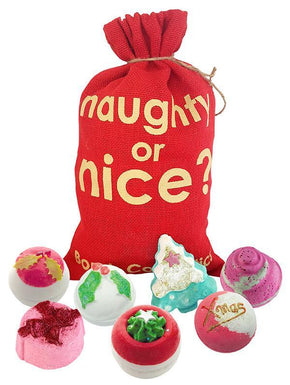 Bomb Cosmetics Naughty or Nice Sack