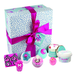 Bomb Cosmetics Pamper Hamper Gift Pack