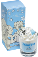 Bomb Cosmetics Snowglobe Piped Candle