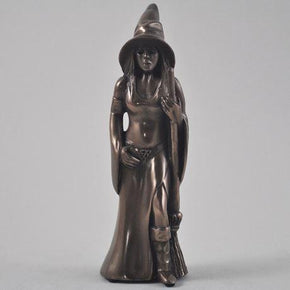 Fiesta Studio Small Bronze Witch