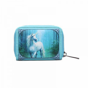Half Moon Bay Anne Stokes Forest Unicorn Coin Purse