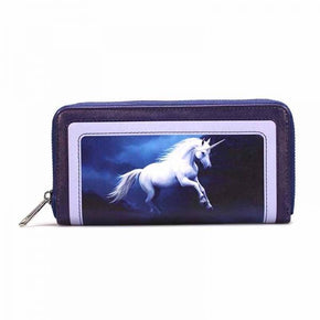 Half Moon Bay Anne Stokes Moonlight Unicorn Purse
