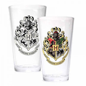 Half Moon Bay Harry Potter Cold Change Glass - Hogwarts