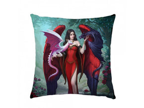 Nemesis Now Default Title James Ryman Dragon Mistress Cushion