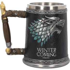 Nemesis Now Winter is Coming Tankard