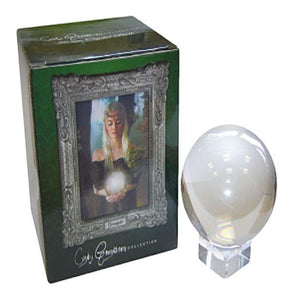Spirit Earth 10cm Crystal ball