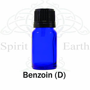 Spirit Earth 10ml Benzoin - 10ml